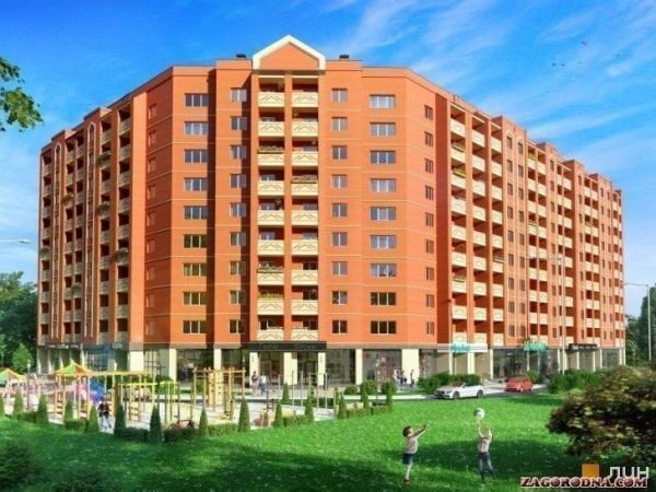 Buy an apartment in a new building Borispol Grand residential comlex