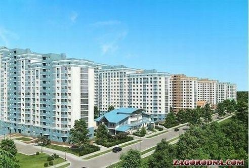 Buy an apartment in a new building Brest-Litovskiy