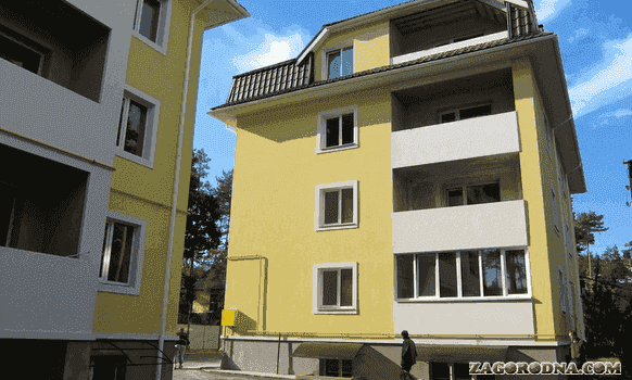 Buy an apartment in a new building New building on Chekhov,1 in Irpen