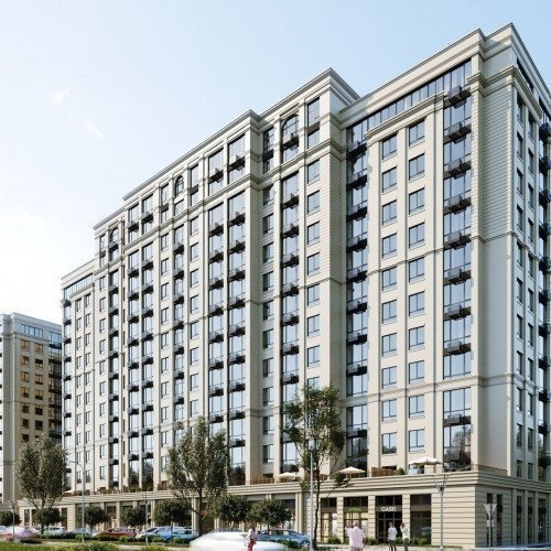 Photo: «Central Premium» residential comlex