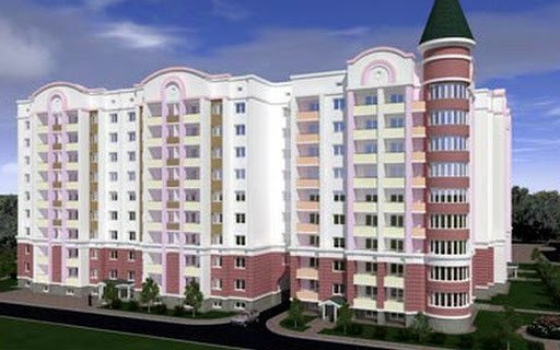 Buy an apartment in a new building Chabany RC