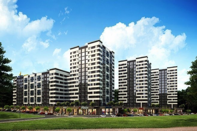 Buy an apartment in a new building Chehov Park Quarter RC
