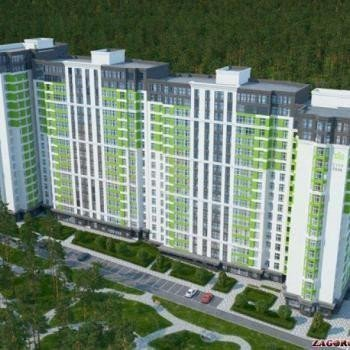 Buy an apartment in a new building City Park residential comlex