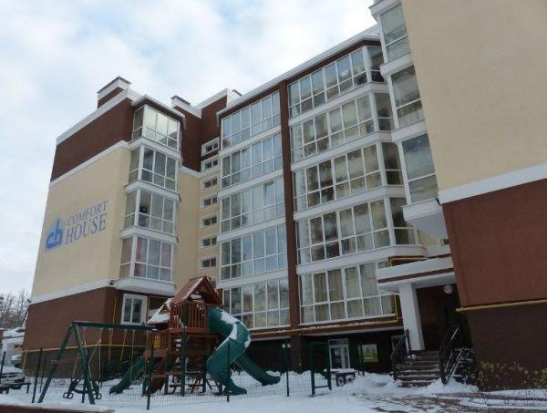 Купить квартиру в новостройке Комфорт Хаус-3 ЖК