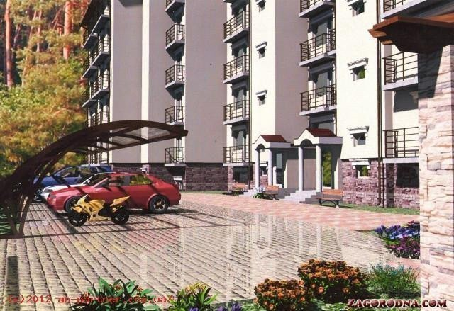 Buy an apartment in a new building Comfort Life RC
