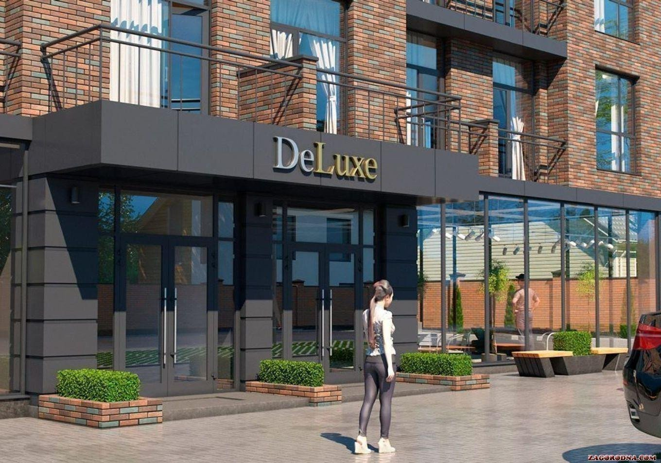 Buy an apartment in a new building Deluxe Club House