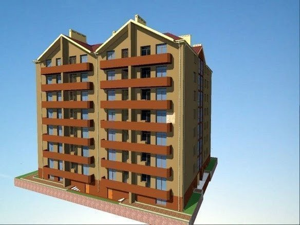 Buy an apartment in a new building Десна RC