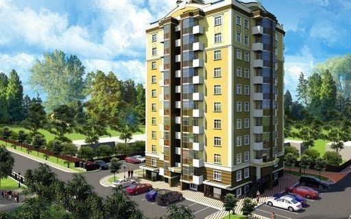 Buy an apartment in a new building Diplomat RC
