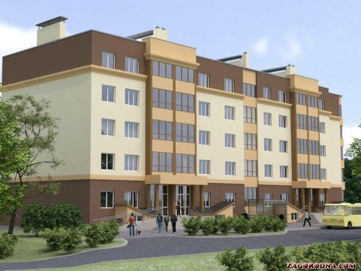 Buy an apartment in a new building Dmitrovsky residential comlex
