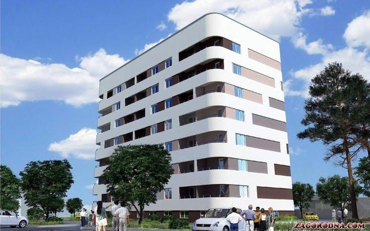 Buy an apartment in a new building Дом на Черновола