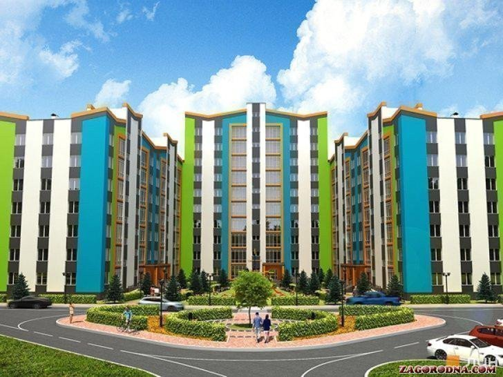 Buy an apartment in a new building Yesenin 2 residential comlex