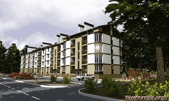 Buy an apartment in a new building Европейский