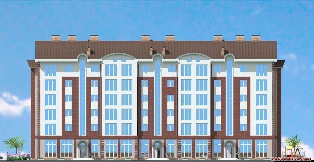 Buy an apartment in a new building Sputnik-Teremki residential comlex