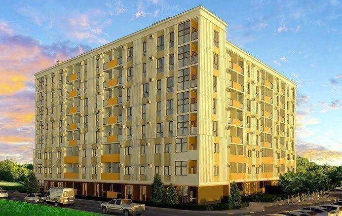 Купить квартиру в новостройке «Fort House» клубный дом