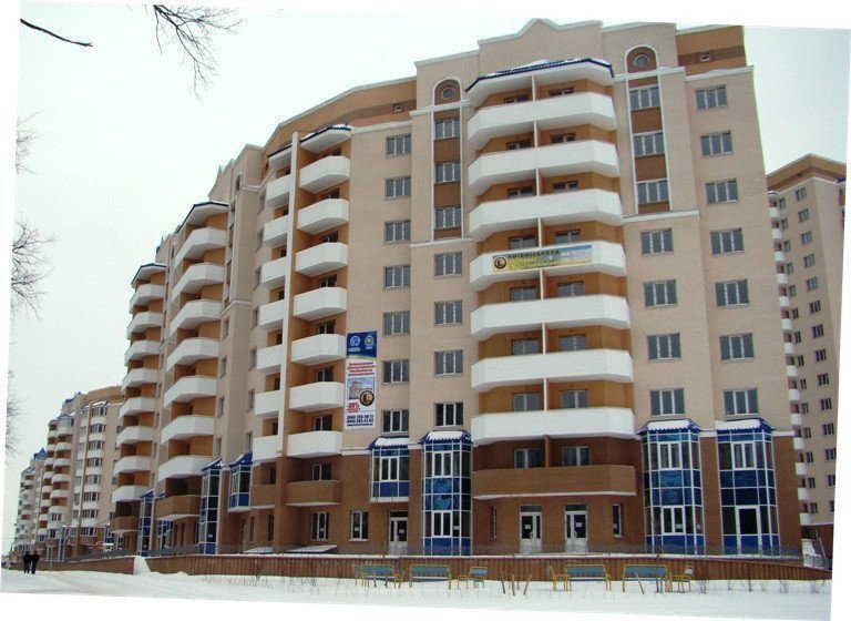 Buy an apartment in a new building Apartments on the New highway in Buchа