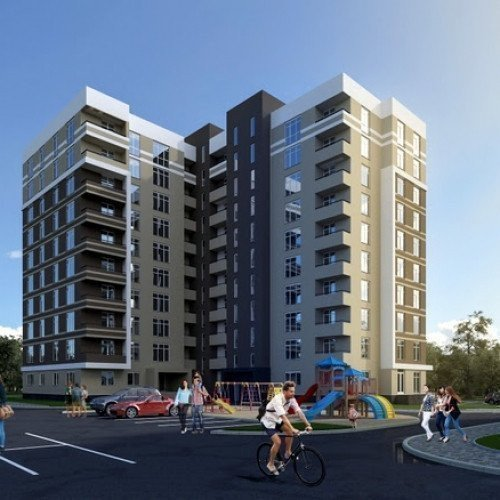 Photo: «French Boulevard» residential comlex