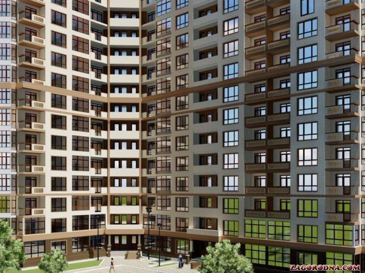 Купить квартиру в новостройке «Гетьманский Бровары» ЖК