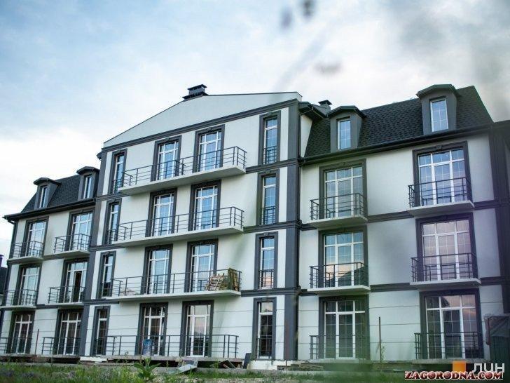 Купити квартиру в новобудові «Giverny HOUSE» клубний будинок