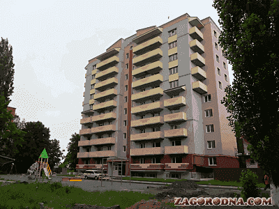 Buy an apartment in a new building Дом на Вокзальной