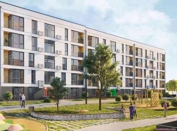 Buy an apartment in a new building Gostomelskie Lipki-2 residential comlex