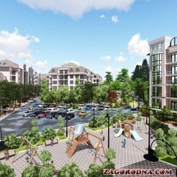 Buy an apartment in a new building Grand Park residential comlex