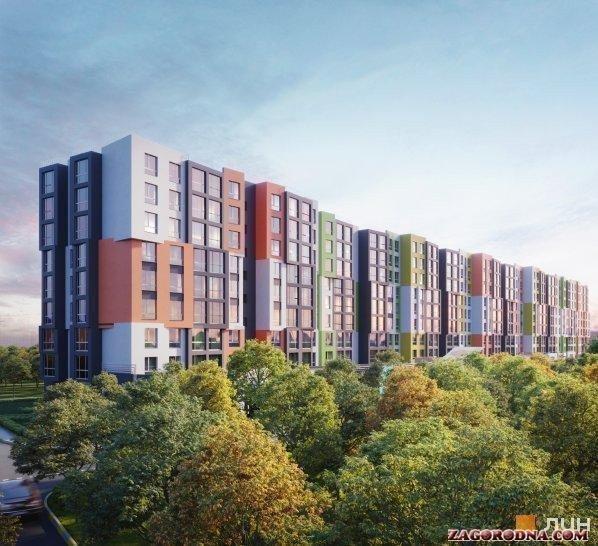 Купить квартиру в новостройке Синергия-3+/Hi Tech City ЖК