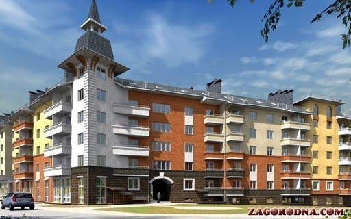 Buy an apartment in a new building Хотов RC