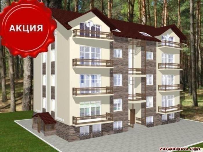 Купить квартиру в новостройке Новостройки на Островского в Ирпене