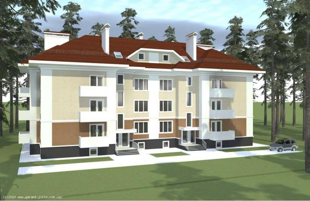 Buy an apartment in a new building New buildings on the 10th line in Irpin