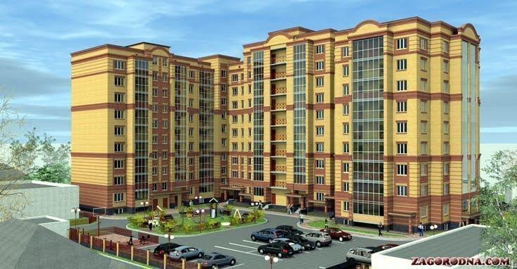 Buy an apartment in a new building Central RC