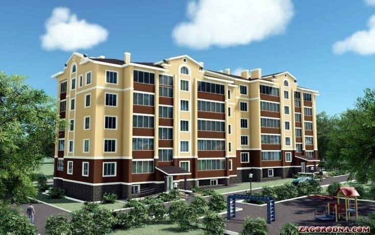 Buy an apartment in a new building Apartments on Novooskolskaya, 8