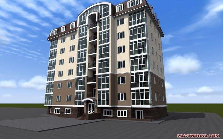 Buy an apartment in a new building Green Life RC