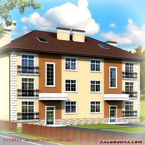 Buy an apartment in a new building Apartments in Radianska in Irpen
