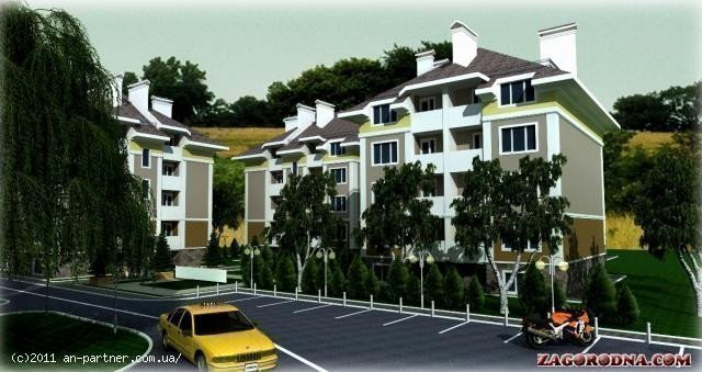 Buy an apartment in a new building Apartments in Tishchenko in Irpen