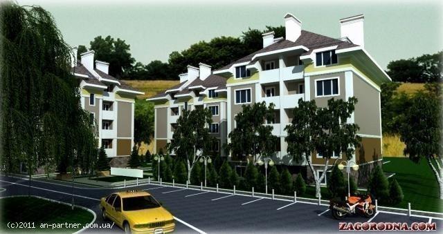 Купить квартиру в новостройке Квартиры по Тищенко в Ирпене