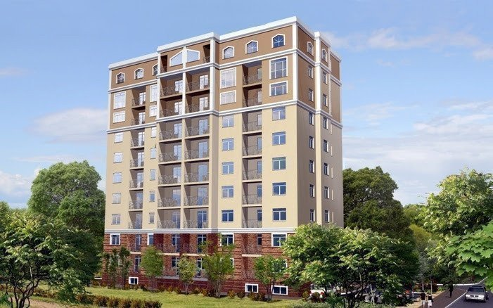 Buy an apartment in a new building Club house «Irpin Residence»