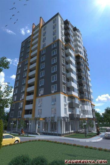 Buy an apartment in a new building «Capital-2» residential comlex