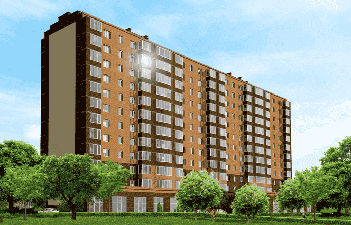 Buy an apartment in a new building Капучино RC