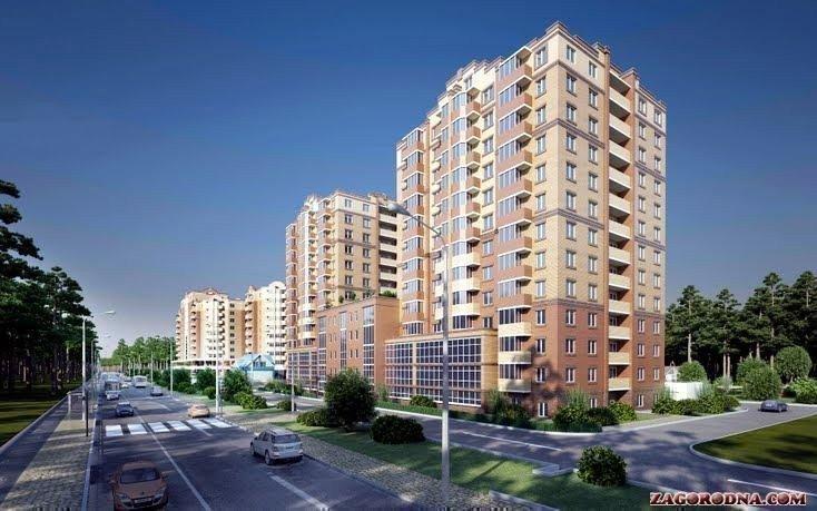 Купить квартиру в новостройке «Киевский-2» жилой комплекс