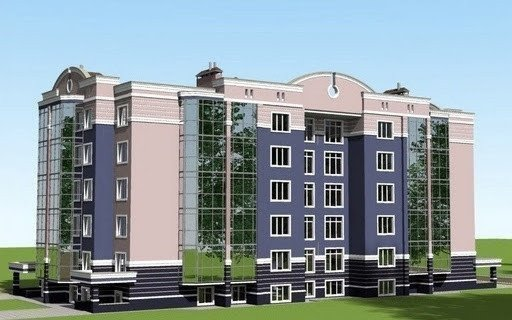 Buy an apartment in a new building Comfort House-2 residential complex