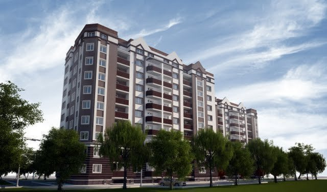 Buy an apartment in a new building № 824