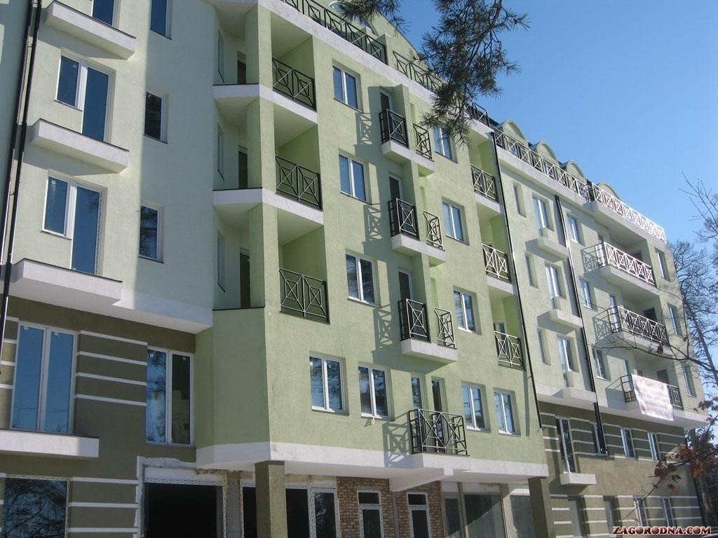 Buy an apartment in a new building Apartments in Kozin