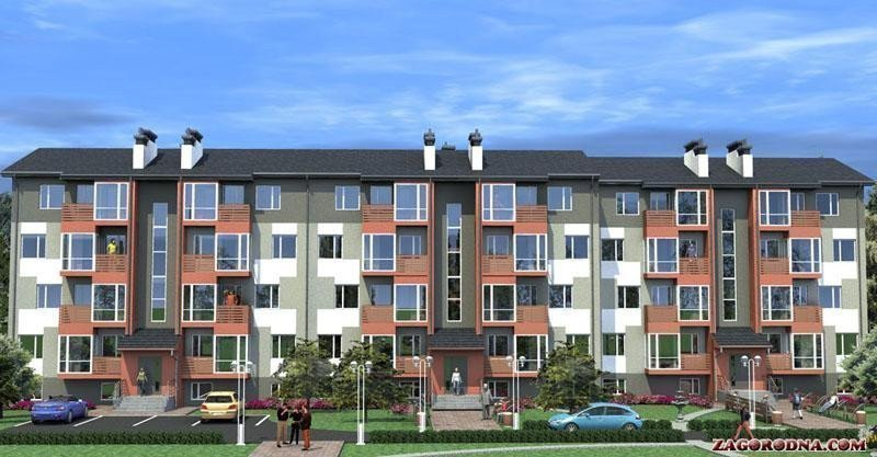 Buy an apartment in a new building Youth town residential comlex