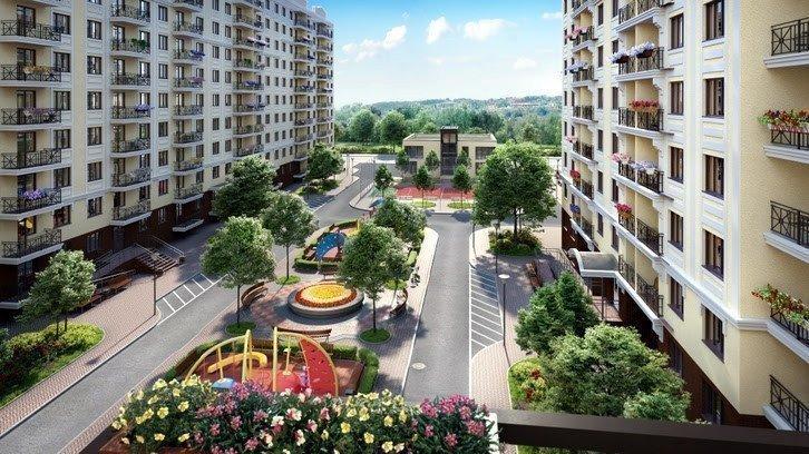 Купить квартиру в новостройке Квартал Крюковщина ЖК