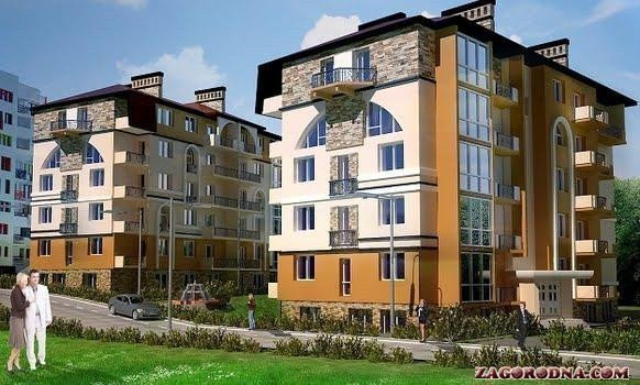 Buy an apartment in a new building Kvitneviy