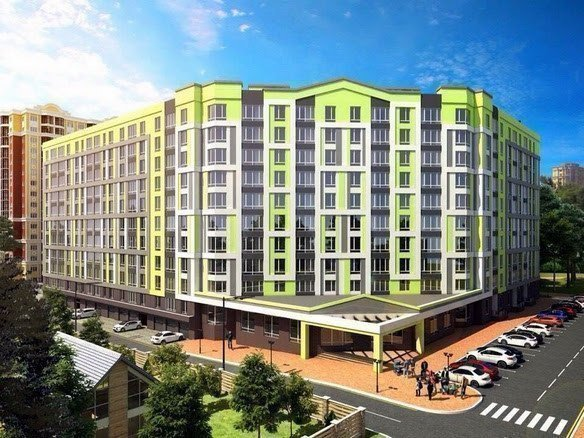 Buy an apartment in a new building Lemongrass RC