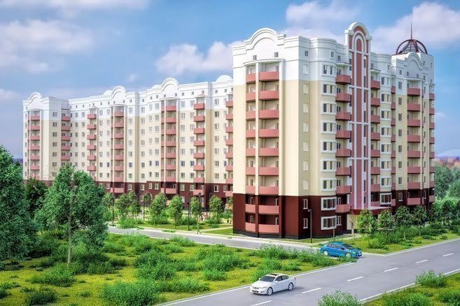 Buy an apartment in a new building Medovyy residential comlex