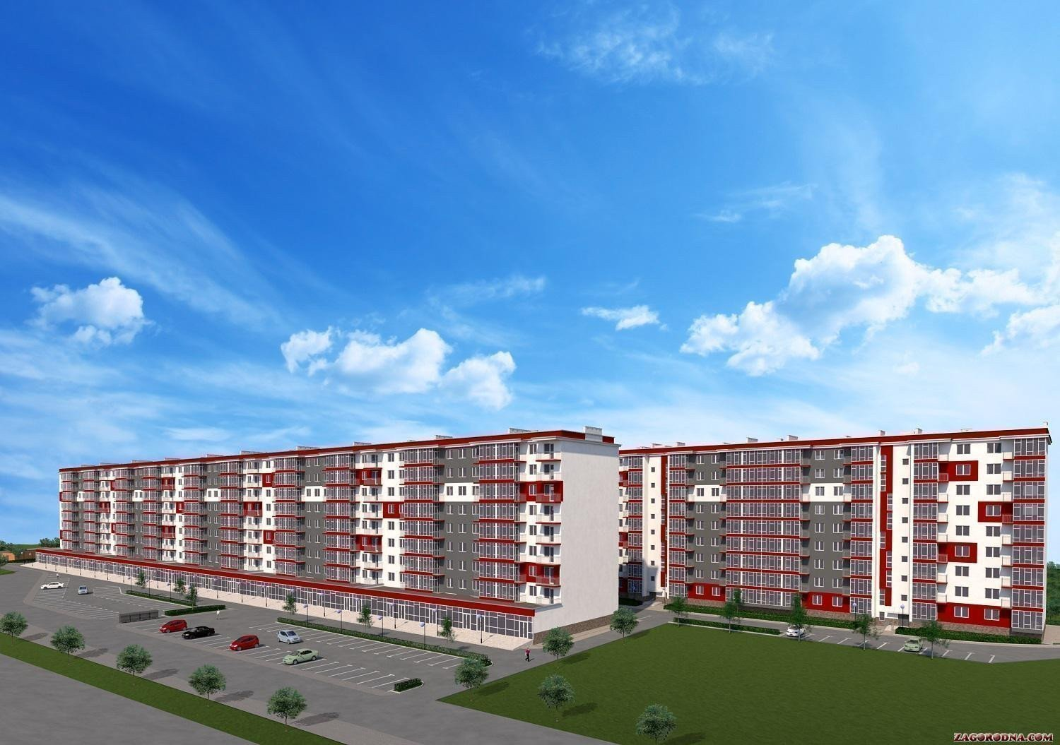 Buy an apartment in a new building City of Dreams RC