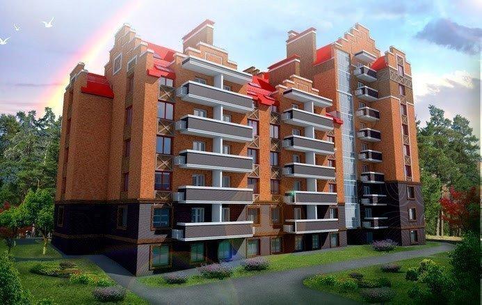 Купити квартиру в новобудові Мюнхаузен житловий комплекс