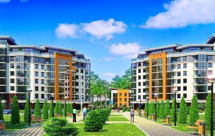 Buy an apartment in a new building To Prorizna RC